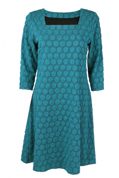 fd48b79f Torun kokonorway kjole sjøgrønn - ko:ko