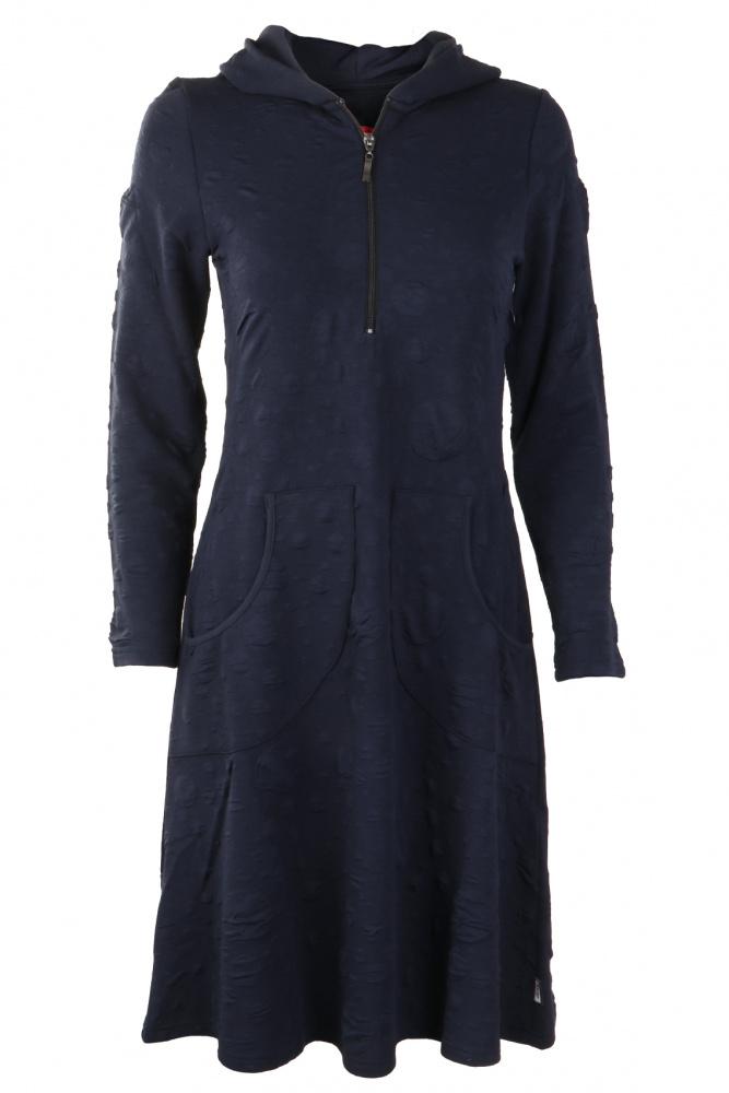 8118b29c Blå kjole